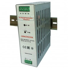 120W/24V/DIN блок питания Faraday