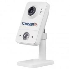 TR-D7121IR1 (2.8) IP видеокамера 2Mp Trassir