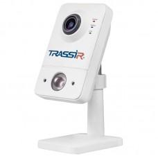 TR-D7121IR1W (2.8) IP видеокамера 2Mp Trassir