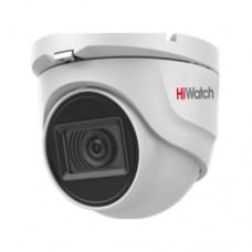 DS-T803 MHD видеокамера 8Mp HiWatch
