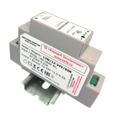 12W/12-24V/DIN блок питания Faraday