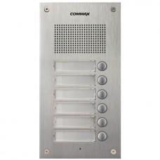 DR-6UM вызывная аудиопанель Commax