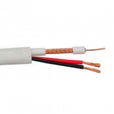 RG-59 micro+2х0,75 кабель комбинированный (1 м)