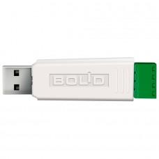 USB-RS232 преобразователь интерфейсов Болид