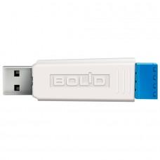 USB-RS485 преобразователь интерфейсов Болид