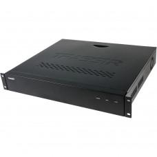 32-канальный NVR TRASSIR DuoStation AF 32-16P с 16 PoE-портами, лицензиями на подключение камер
