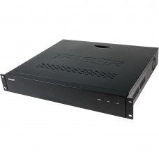 """Сетевой регистратор в стойку 19"""" TRASSIR DuoStation AF 16-RE для IP-камер ActiveCam и HikVision"""