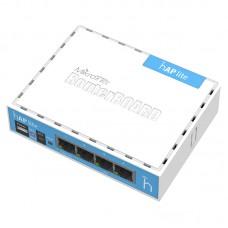 Mikrotik hAP lite (RB941-2nD) Wi-Fi роутер